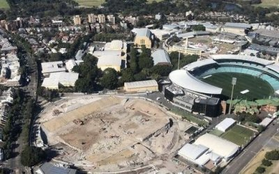 Sydney Football Stadium Redevelopment