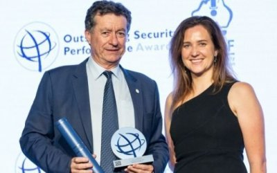 IR awarded the OSPA for Outstanding Security Consultants for 2019