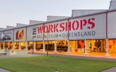 IR and the Queensland Museum Network